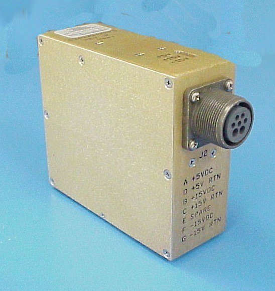 DC-DC Converter Military Power Supply Product #1076