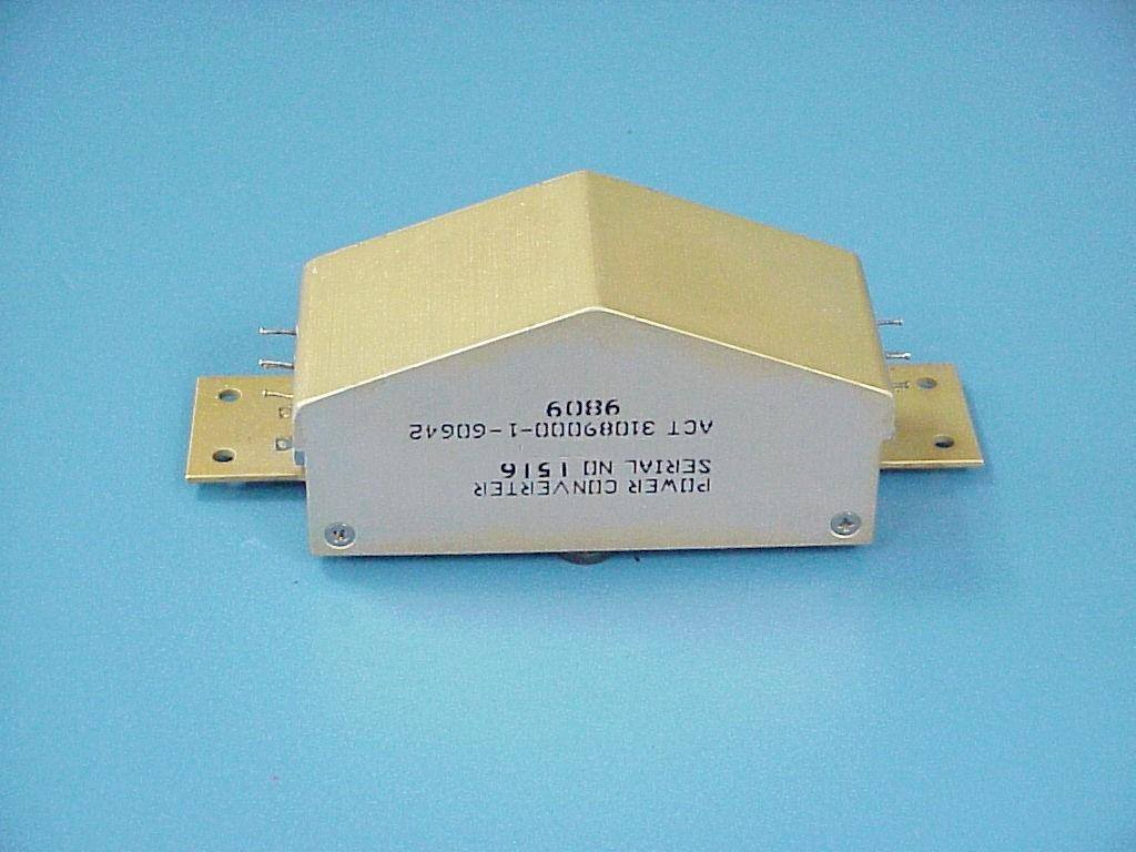 DC-DC Converter Military Power Supply Product #1089