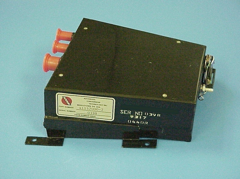 DC-DC Converter Military Power Supply Product #1152