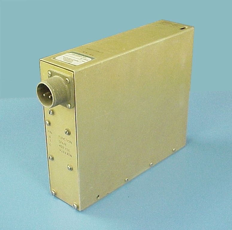 DC-DC Converter Military Power Supply Product #1200