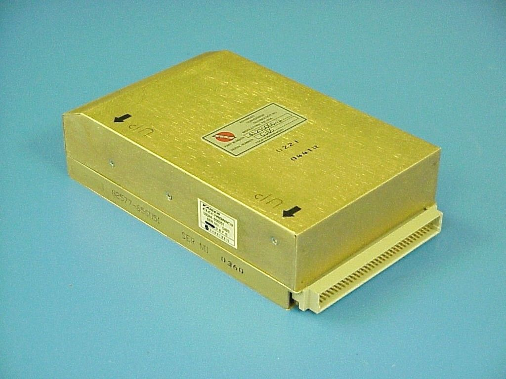 DC-DC Converter Military Power Supply Product #1255