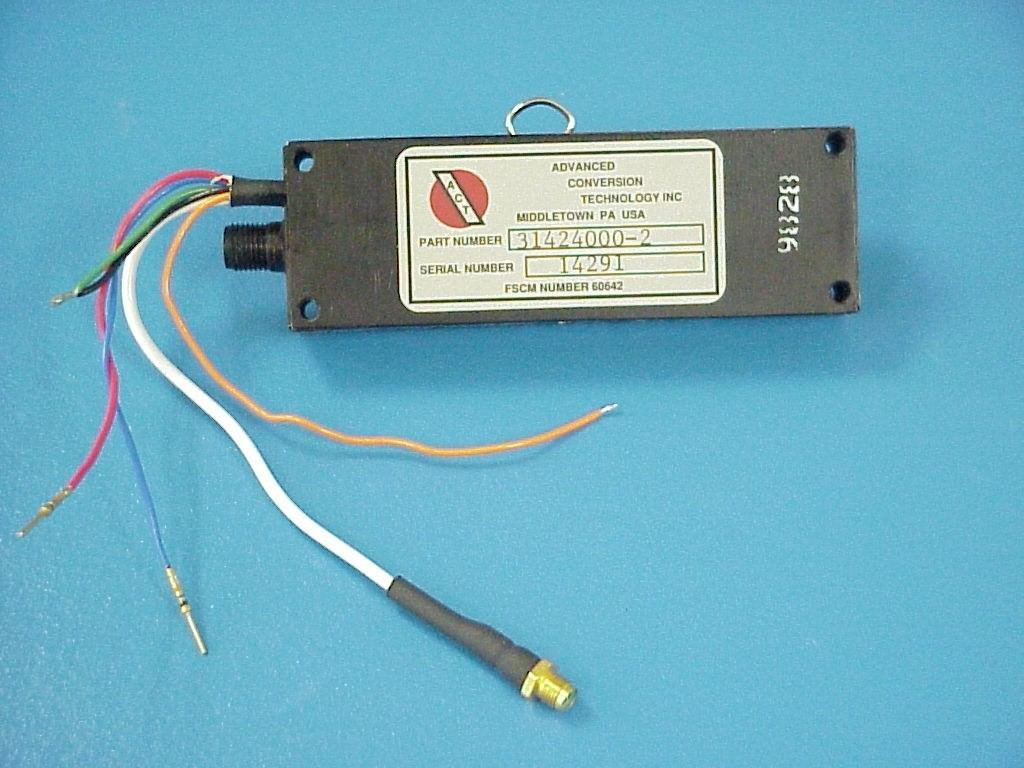 DC-DC Converter Military Power Supply Product #1424