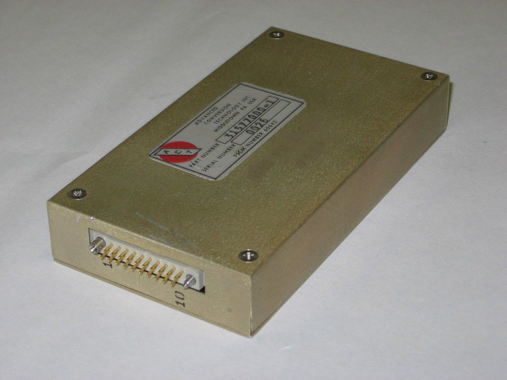 DC-DC Converter Military Power Supply Product #1577