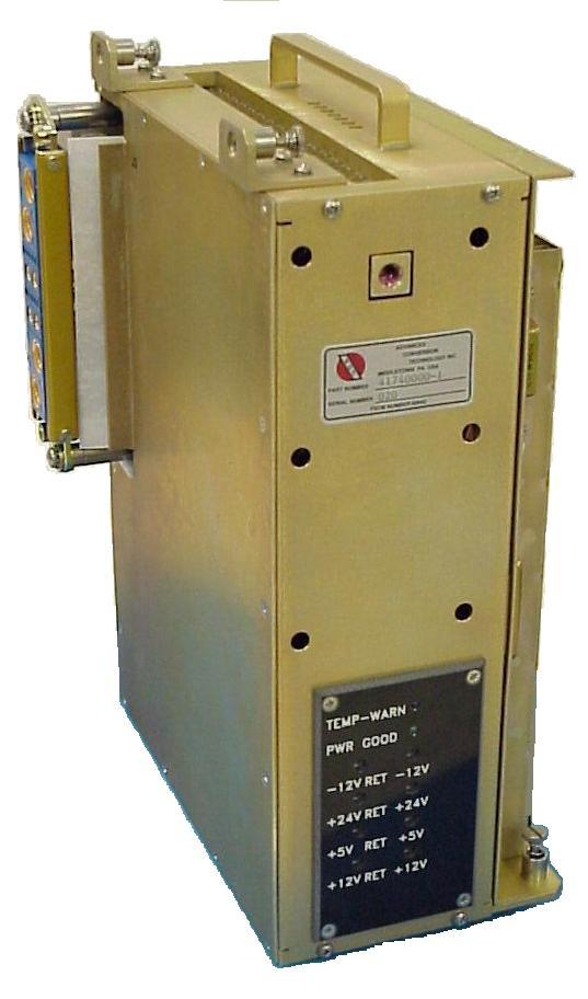 AC-DC Converter Military Power Supply Product #1740