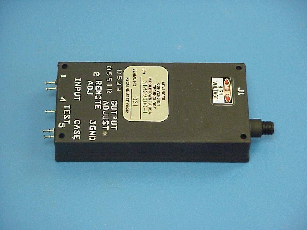 DC-DC Converter Military Power Supply Product #1829