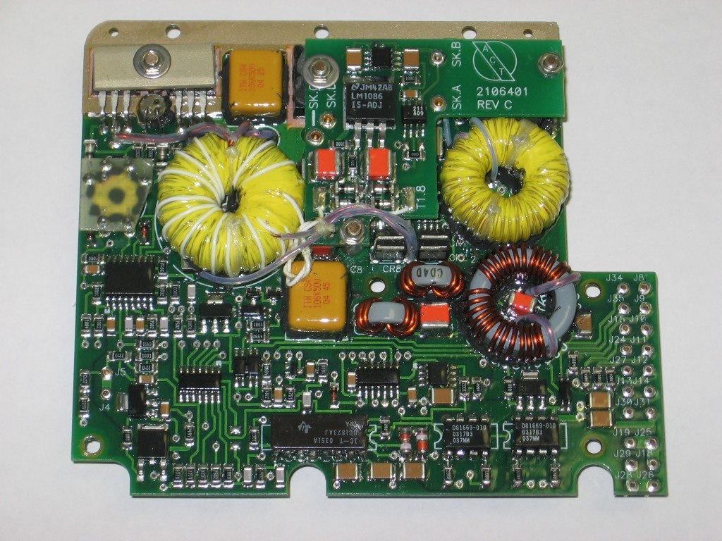 DC-DC Converter Military Power Supply Product #2106