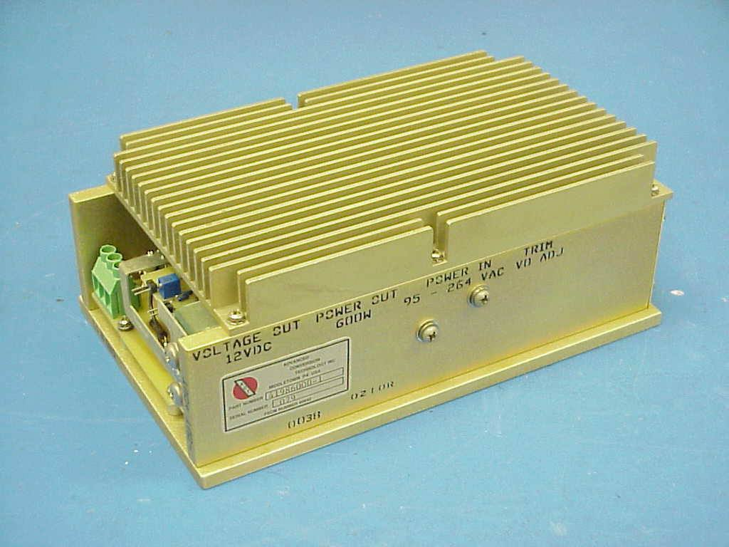 AC-DC Conveter Military Power Supply Product #1986