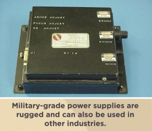 rugged military power supplies
