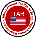 International Traffic in Arms Regulations Registered