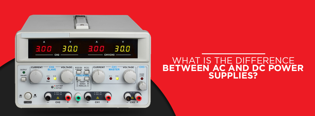 What Is the Difference Between AC and DC Power Supplies?
